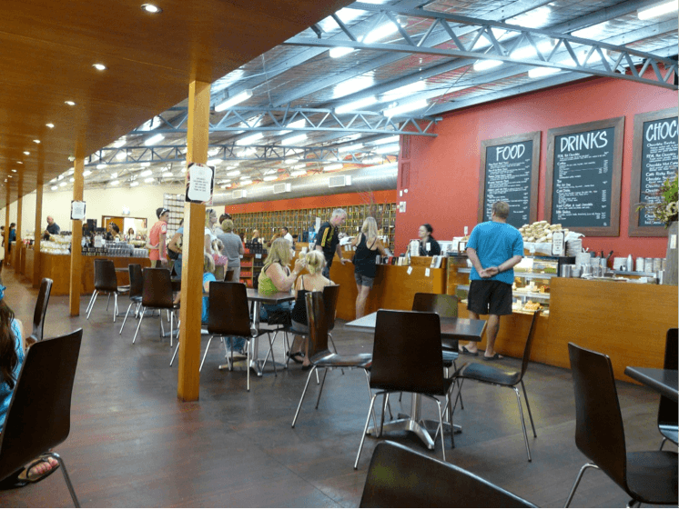 The Margaret River Chocolate Factory & Cafe, Margaret River
