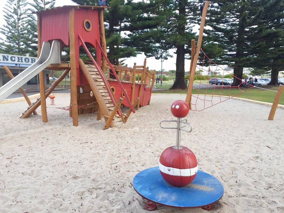 Middleton Beach Playground, Albany