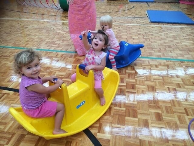 Kindygym Toddler Classes, Craigie Leisure Centre