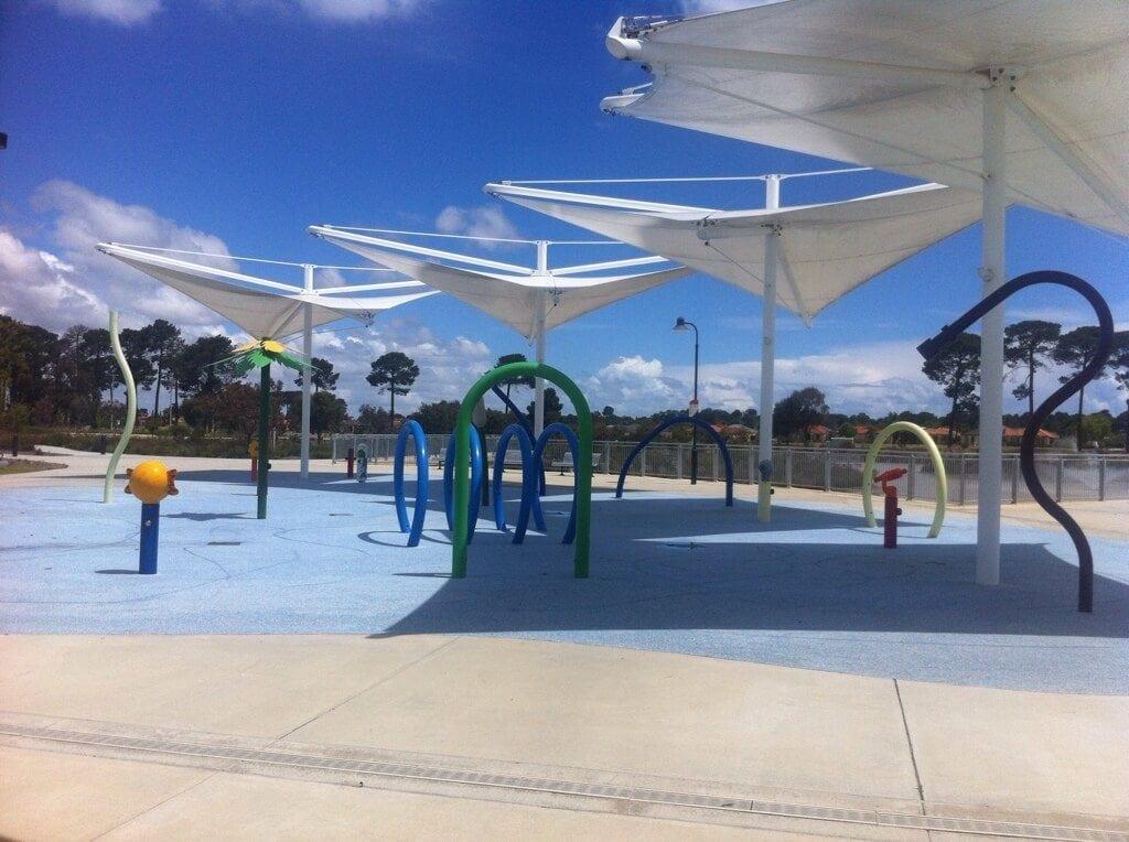 Ellenbrook Rainbow Waters Playground