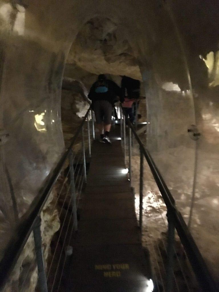 Jewel Cave, Augusta