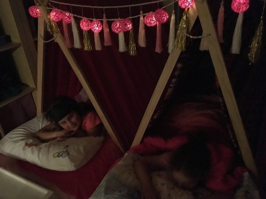 Sweet Dreams and Goodnight, Slumber Party Review