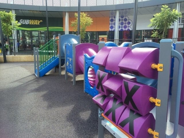 Joondalup Square playground