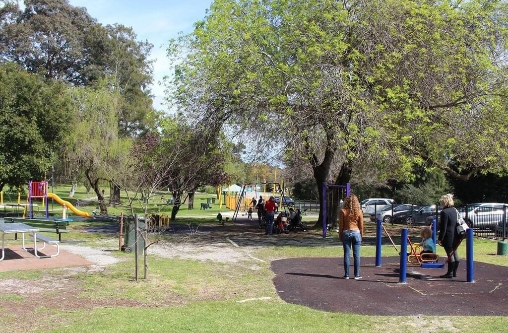 Stirk Park