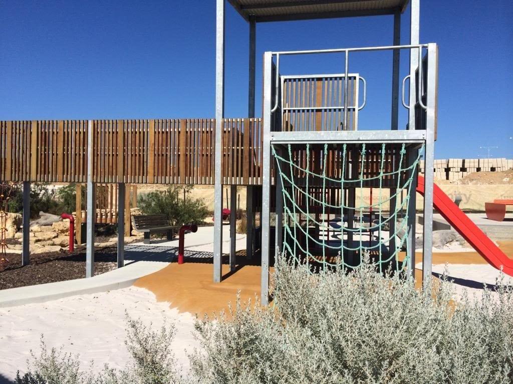 Santorini Playground