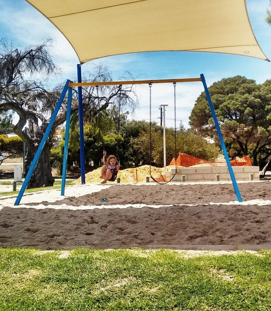 Coogee Beach Playground