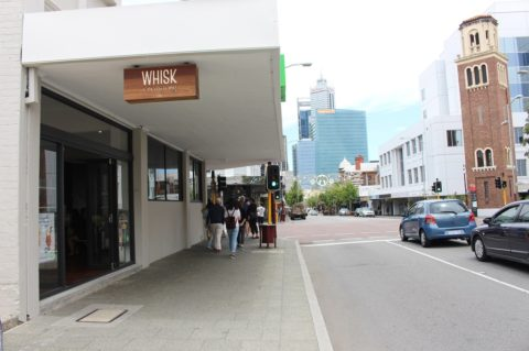 Whisk Creamery, Northbridge
