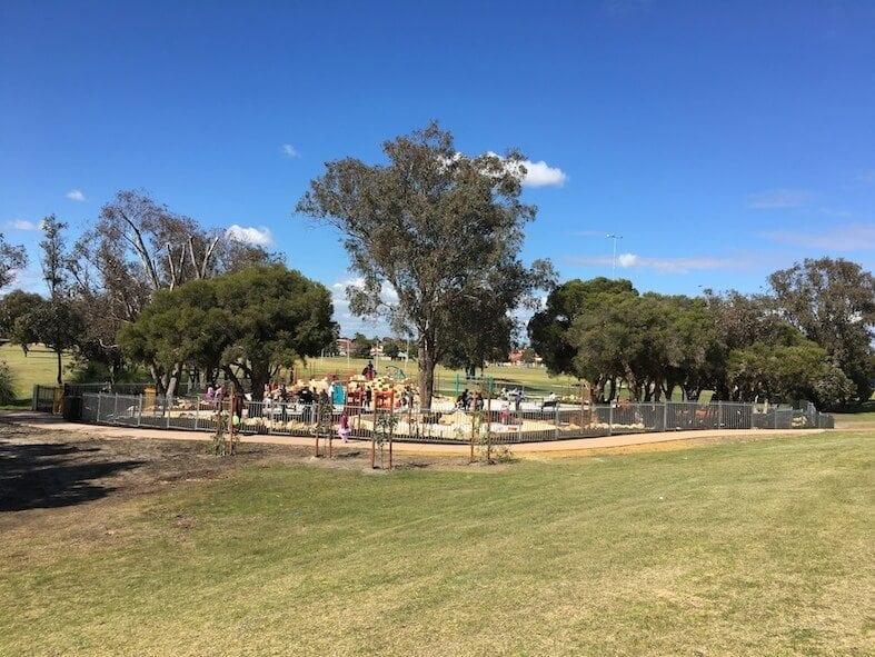 Warradale Park, Landsdale