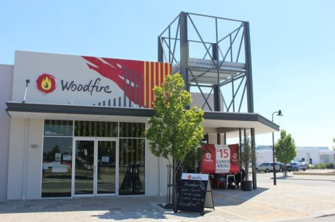 Woodfire Restaurant, Ellenbrook