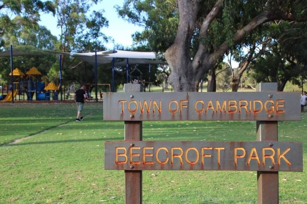 Beecroft Park City Beach