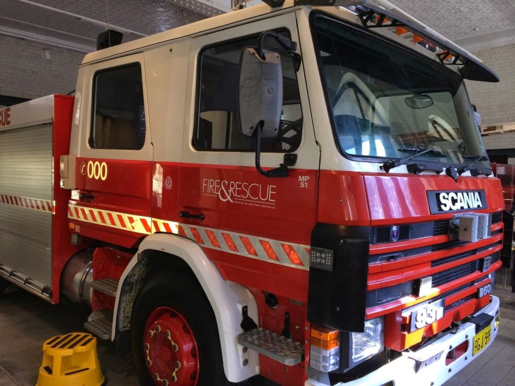 Fire Station Museum Perth