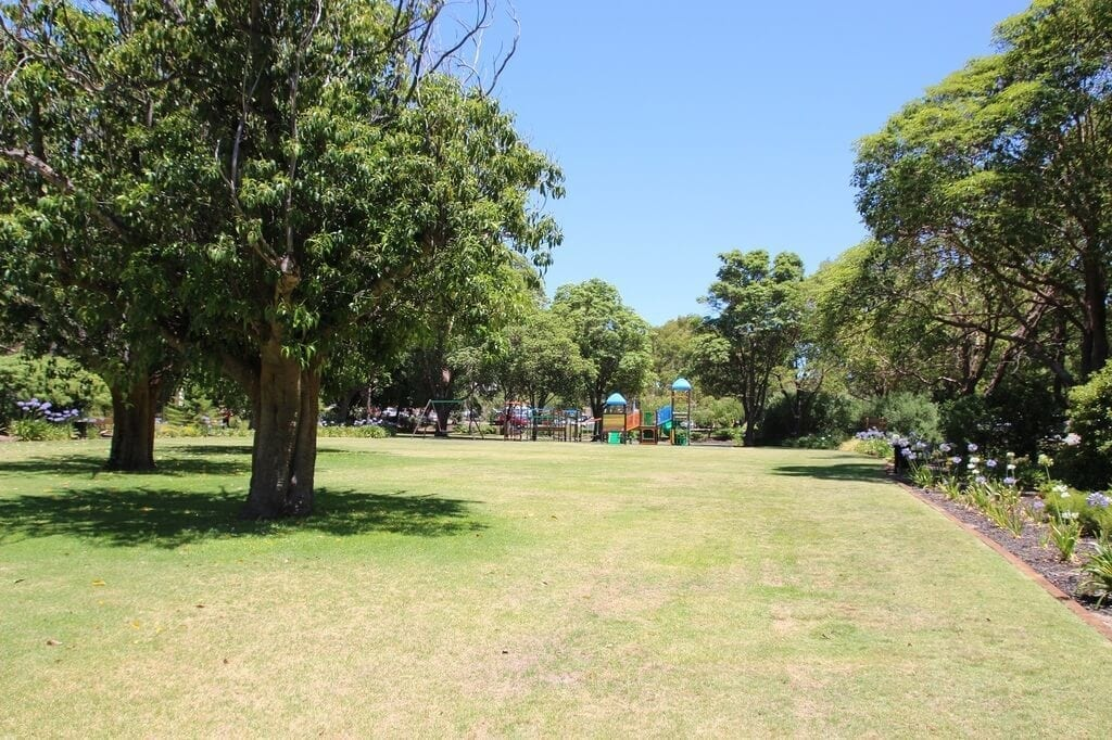 Totterdell Park, West Perth - Buggybuddys guide for families in Perth
