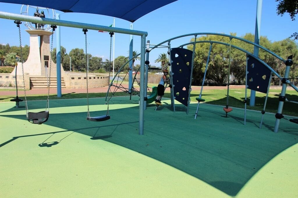 Lake Vasto Playground, East Perth