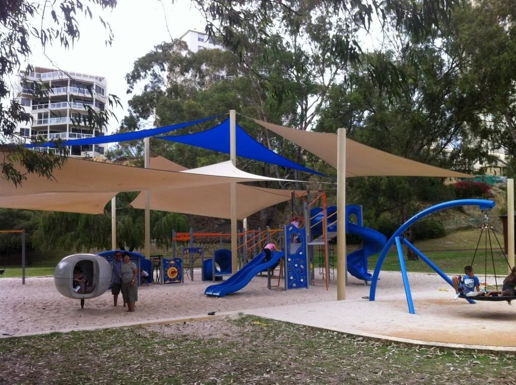 South Perth Esplanade Playground