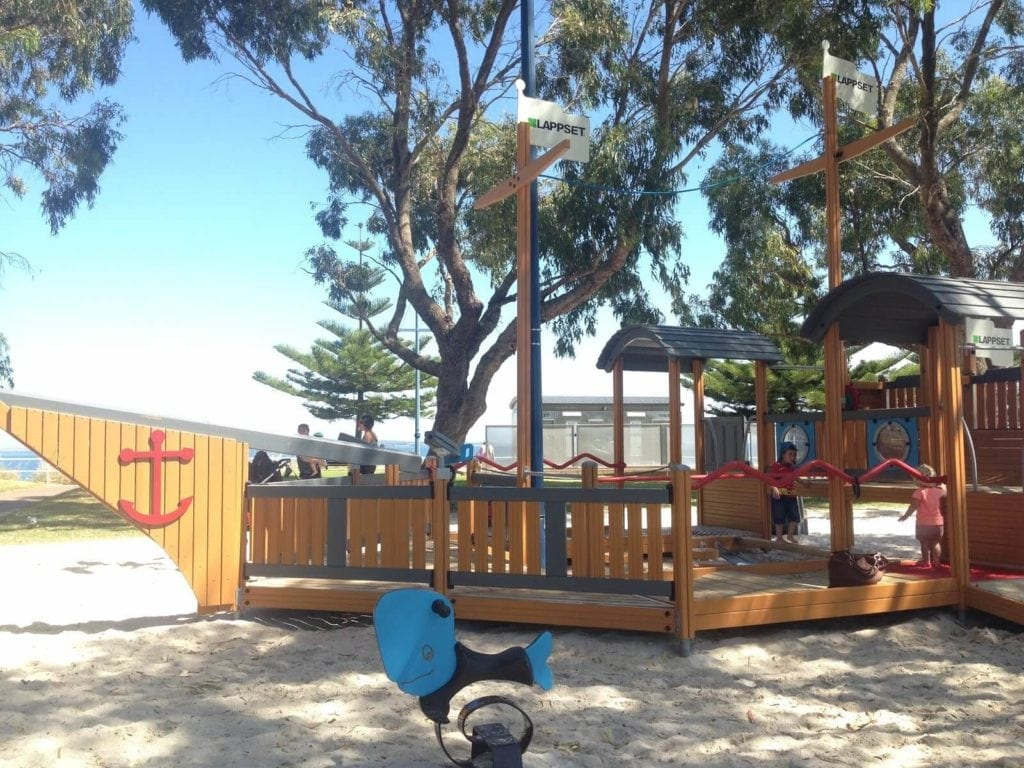 Pirate Playground Rockingham Foreshore