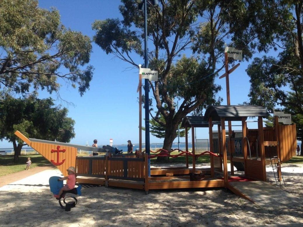 Pirate Playground Rockingham Foreshore