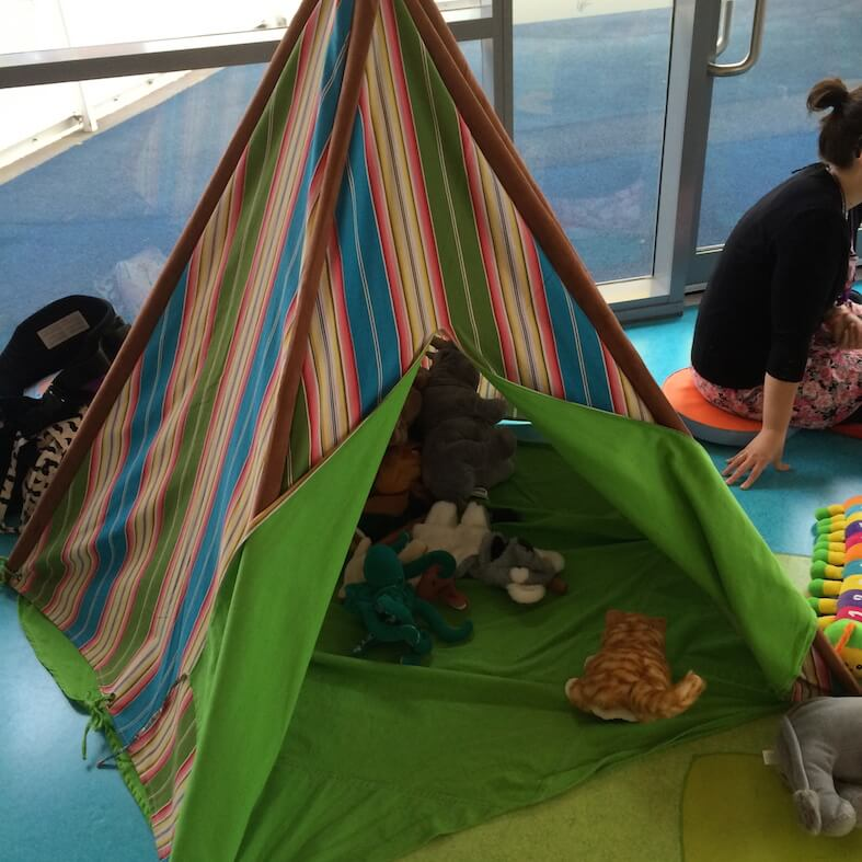 All About Play, Wanneroo Library