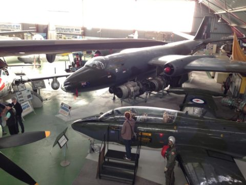 The Aviation Heritage Museum, Bull Creek