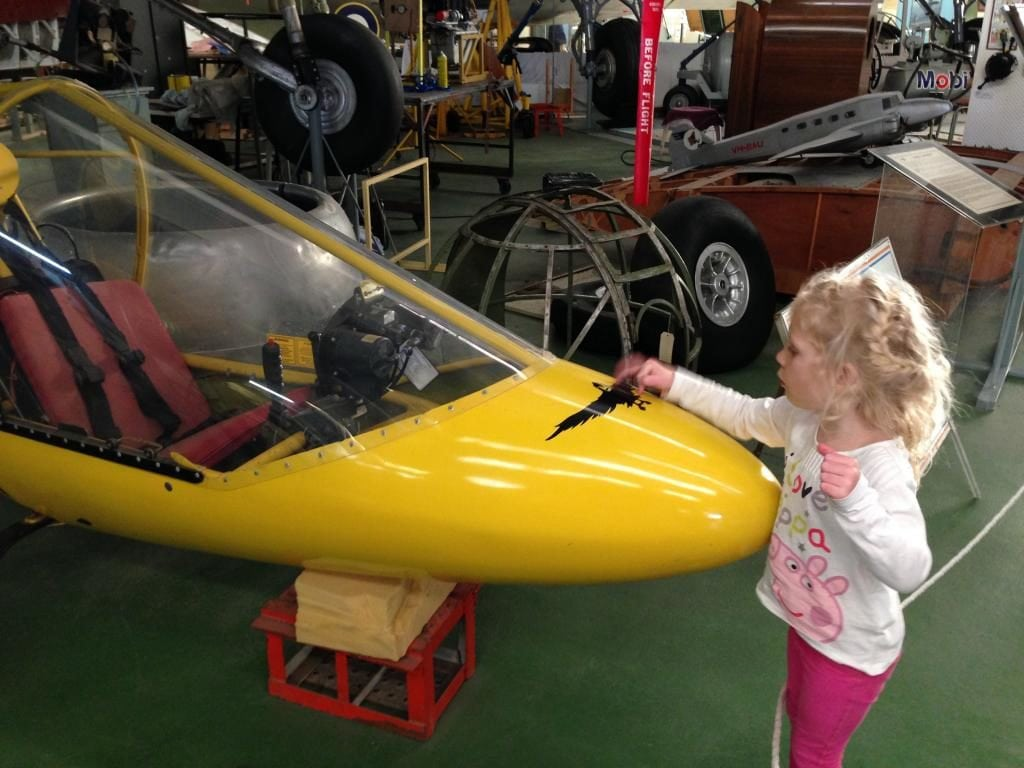 The Aviation Heritage Museum