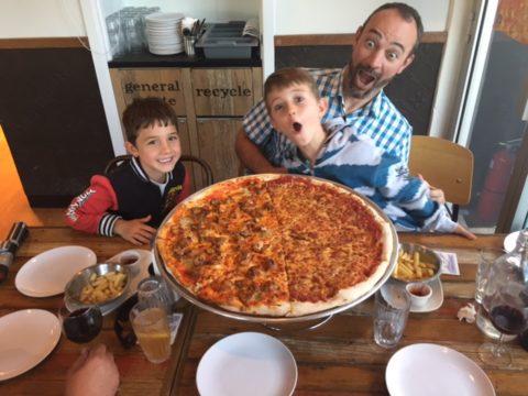 Mack Daddys Pizza, Mount Lawley