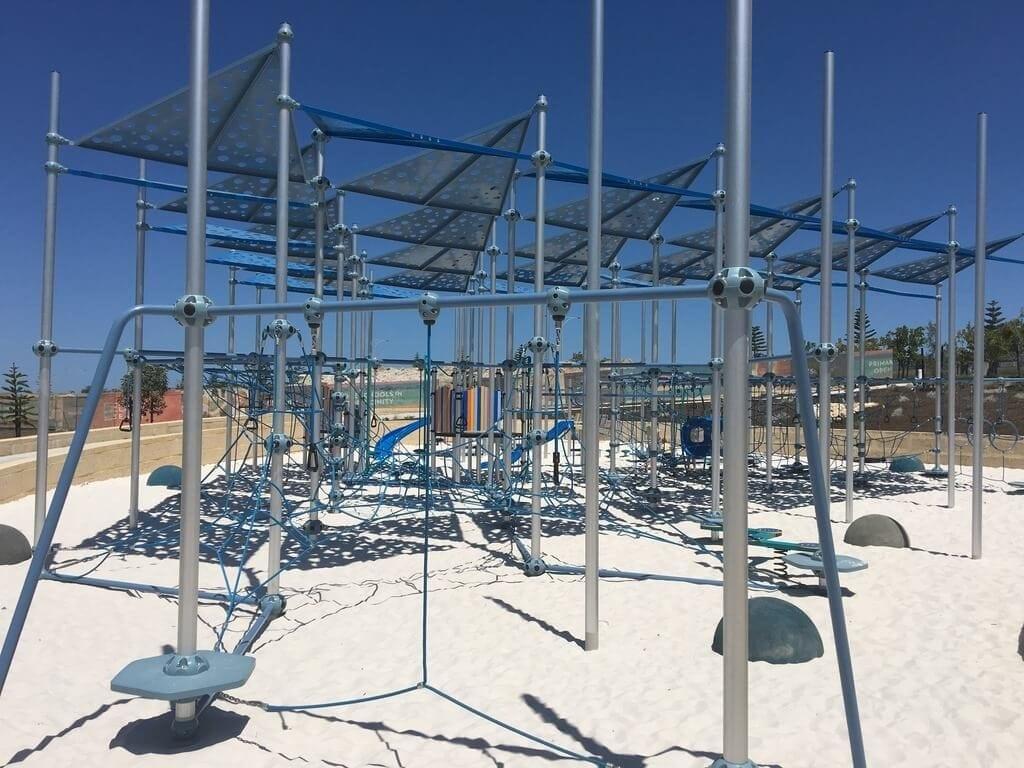 Eden Beach Playground, Jindalee