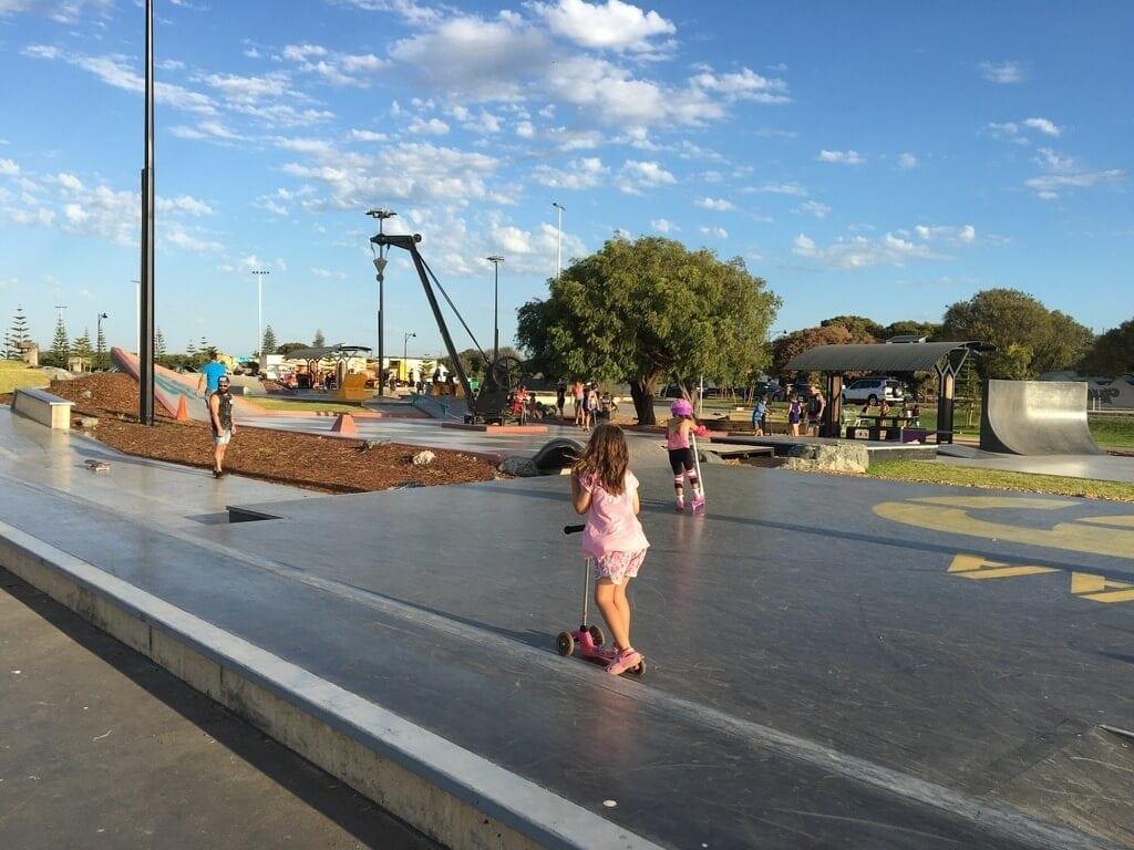 Busselton Skate Park