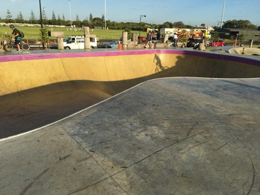 Bussleton Skate Park