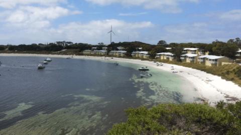 Longreach Bay, Rottnest Island
