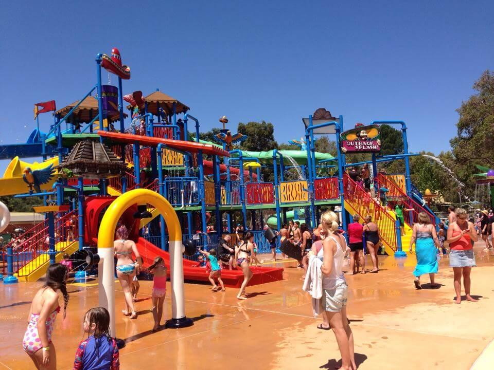 Outback Splash at The Maze Family Fun Park, Bullsbrook ...