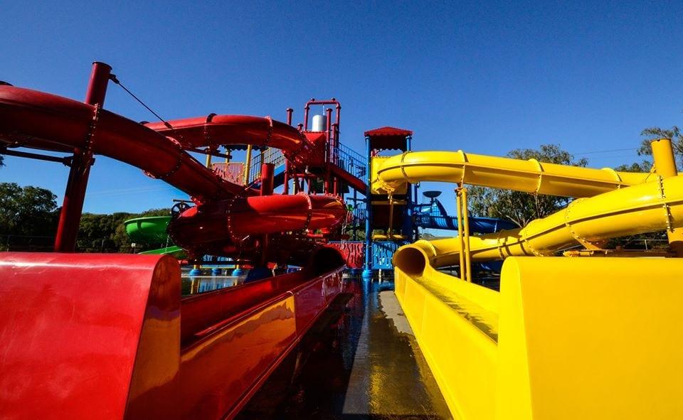 Get Wet H20 at Xscape at the Cape, Dunsborough