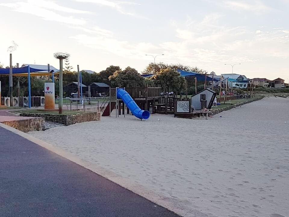 Jetty Road Variety Playground, Bunbury