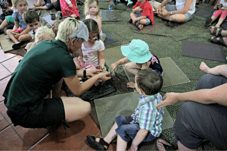 A to Zoo Program, Perth Zoo