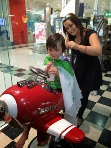 Roll N Dice Barbershop is located inside Livingston Marketplace Centre in Canning Vale.