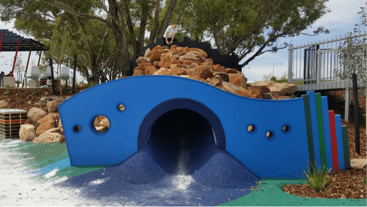 Bullrush Park XL Adventure Playground, Wellard