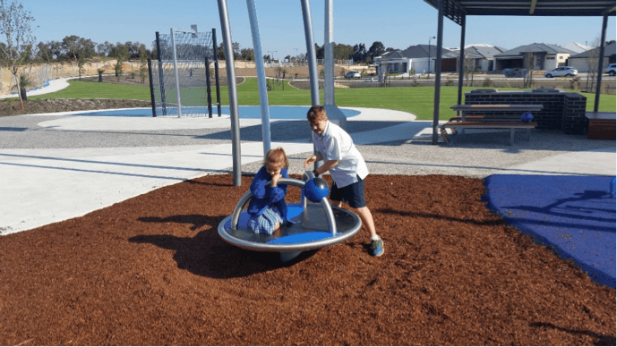 Calleya Playground, Banjup - Buggybuddys guide for families in Perth