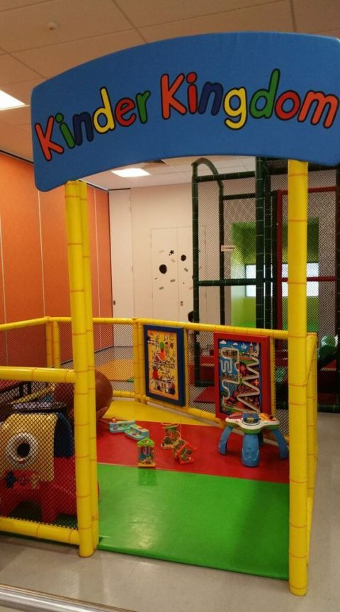 Cannington Leisureplex Kids Gym Cannington