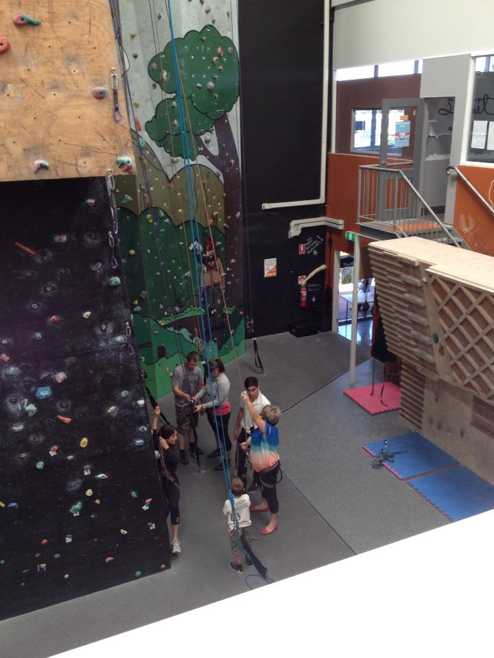 City Summit Rock Climbing Centre