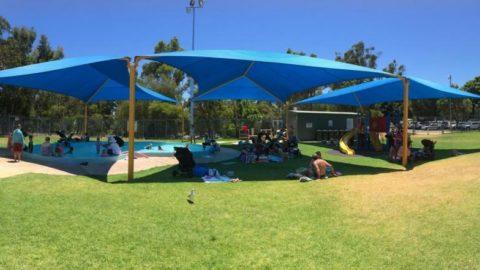 Claremont Pool, Claremont