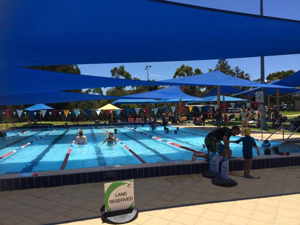 Claremont Pools, Claremont