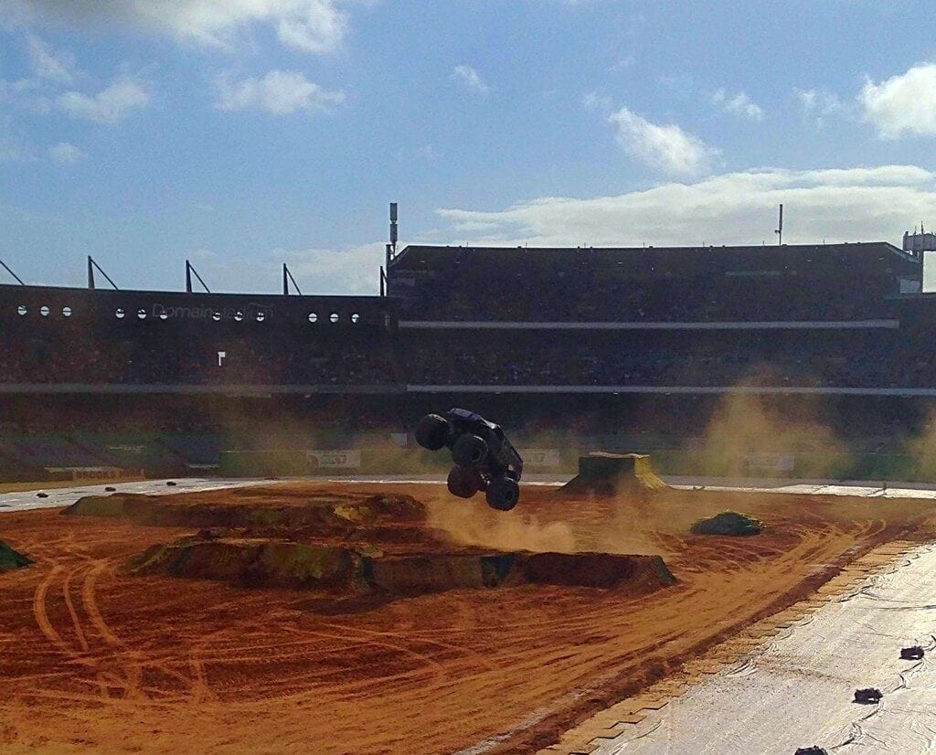 Monster Jam Perth