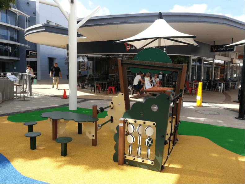 Floreat Forum Playground