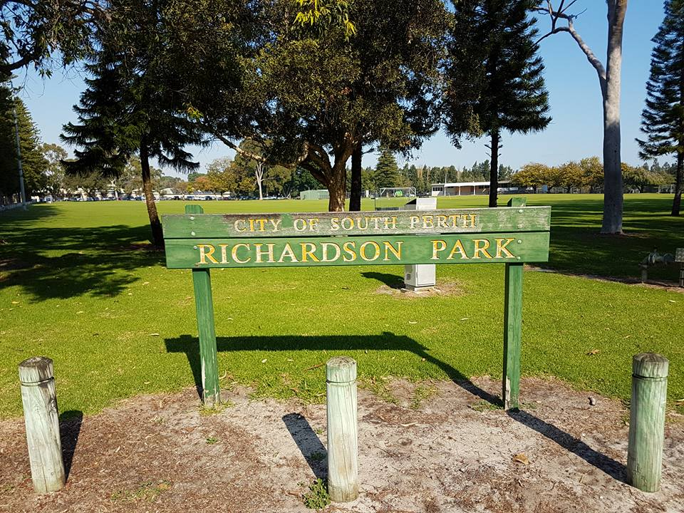 Richardson Park, South Perth - Buggybuddys guide for families in Perth