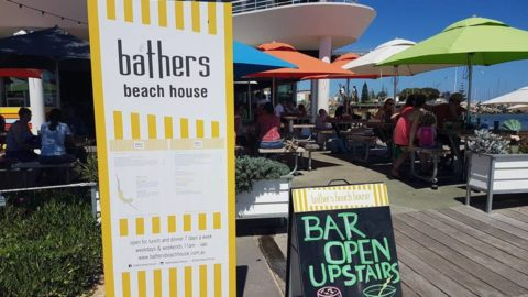 Bathers Beach House, Fremantle