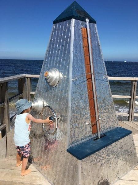 Sculpture at Bathers, Fremantle