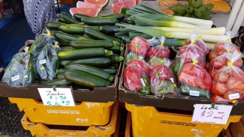 Manning Farmers Market