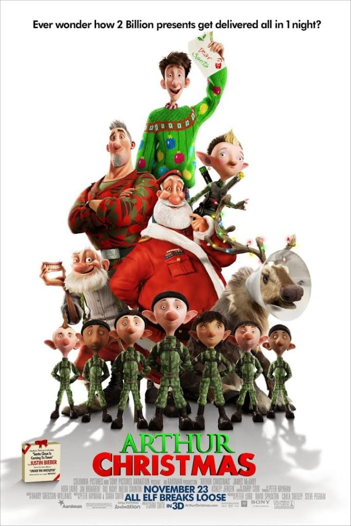 Top 15 Christmas Movies for Kids