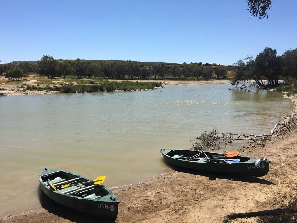 Kalbarri Canoe Safari