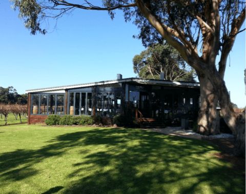 Knee Deep Wines Restaurant, Margaret River region