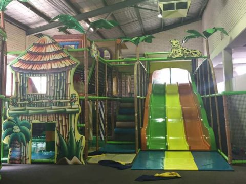 Mighty Jungle Indoor Play Centre Morley