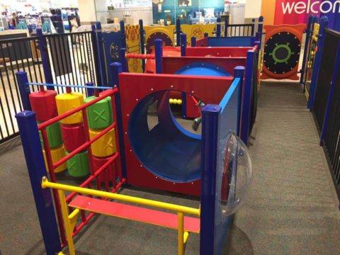 Mirrabooka Square Play Area